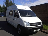 Used LDV Maxus 9 Seat LWB Crew Splitter Van NO VAT