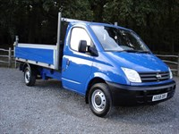 Used LDV Maxus LWB Transit Size Dropside With Tail Lift