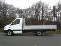 Used Mercedes Sprinter 313 CDI 13ft 6in Dropside