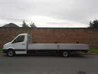 Used Mercedes Sprinter 311 CDI XLWB 19ft 6ins Dropside 1 Owner