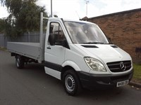 Used Mercedes Sprinter 311 CDI LWB 14Ft. Dropside