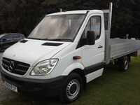Used Mercedes Sprinter 313 CDI 13ft drop side