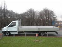 Used Mercedes Sprinter 311 CDI XLWB 19ft 6ins Dropside 1 Owner