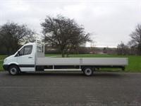 Used Mercedes Sprinter 313 CDI XLWB 19ft 6ins Dropside 1 Owner 2010