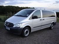 Used Mercedes Vito 113Cdi Traveliner Extra Long 9 Seatrer Minibus