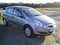 Used Vauxhall Corsa Cdti 75 Life Diesel 1 Owner