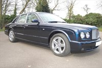 Used Bentley Arnage T Mulliner Level II