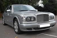 Used Bentley Arnage Red Label