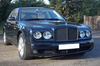 Used Bentley Arnage T Mulliner Level II