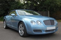 Used Bentley Continental GTC
