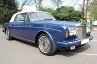 Used Rolls-Royce Corniche Convertible Series III