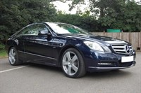 Used Mercedes E200 cdI AMG Blue Efficiency