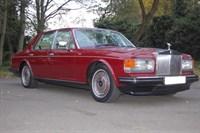 Used Rolls-Royce Silver Spirit MKIII
