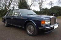 Used Rolls-Royce Silver Spirit MKII Active Ride