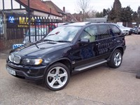 Used BMW X5 CARBON BLACK EDITION