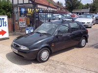 Used Ford Fiesta GHIA