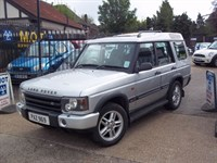 Used Land Rover Discovery LANDMARK TD5