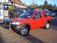 Used Land Rover Freelander MASAI HARD TOP