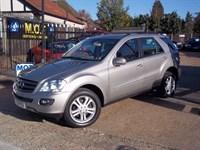 Used Mercedes ML350 SE