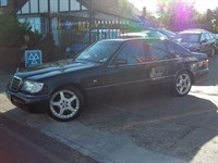 Used Mercedes S500 S CLASS