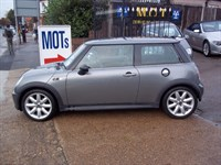 Used MINI Hatch COOPER S