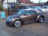 Used VW Beetle 70S EDITION TDI DSG