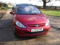 Used Peugeot 307 SW 1.6 SE HDI