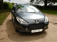 Used Peugeot 307 SW 1.6 S HDI Estate