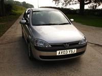 Used Vauxhall Corsa 1.0  ELEGANCE 12V