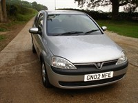 Used Vauxhall Corsa 1.4 COMFORT 16V Automatic