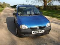 Used Vauxhall Corsa 1.2 ENVOY 16V Automatic.