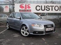 Used Audi A4 Avant T S Line 5dr