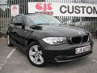 Used BMW 118d 1 Series SE 3dr