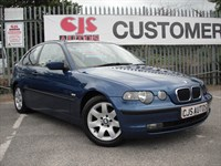 Used BMW 316ti 3 SERIES SE 3DR AUTO A LOVELY EXAMPLE
