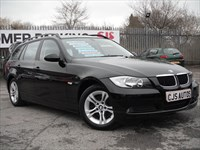 Used BMW 320d 3 SERIES SE [177] 5dr Auto FULL LEATHER