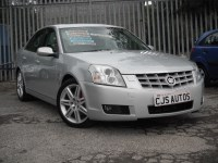 Used Cadillac BLS T V6 Sport Luxury 4dr Auto TWIN TURBO
