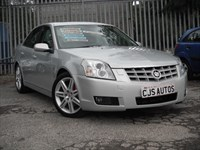 Used Cadillac BLS T V6 Sport Luxury 4dr Auto