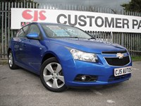 Used Chevrolet Cruze VCDi LT 4dr Auto STUNNING VALUE