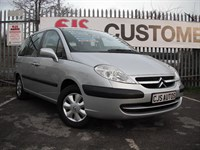 Used Citroen C8 HDi LX 5dr CAMBELT CHANGED AT 47K