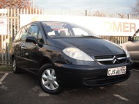 Used Citroen C8 HDi 16V SX 5dr 8 SEATER