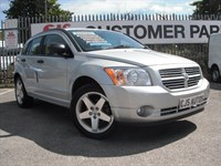 Used Dodge Caliber SXT Sport 5dr CVT Auto SOME THING DIFFERENT
