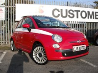 Used Fiat 500 Sport 3dr A VERY PRETTY CAR