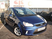 Used Ford C-Max Zetec 5dr AUTOMATIC