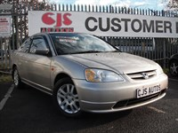 Used Honda Civic 1.6i VTi 2dr MOT AUG 2015