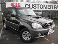 Used Hyundai Terracan CRTD 5dr PULL A TRAIN