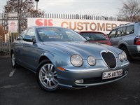 Used Jaguar S-Type 4.2 SE 4dr A TRUE CREDIT