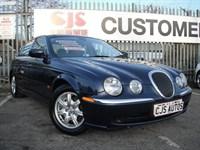 Used Jaguar S-Type V6 4dr STUNNING VALUE