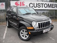 Used Jeep Cherokee CRD Limited Station Wagon 5dr