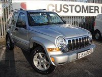 Used Jeep Cherokee Limited 5dr 4WD SAT/NAV E/SUNROOF