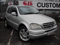 Used Mercedes ML270 M CLASS CDI 5dr Tip Auto STUNNING VALUE